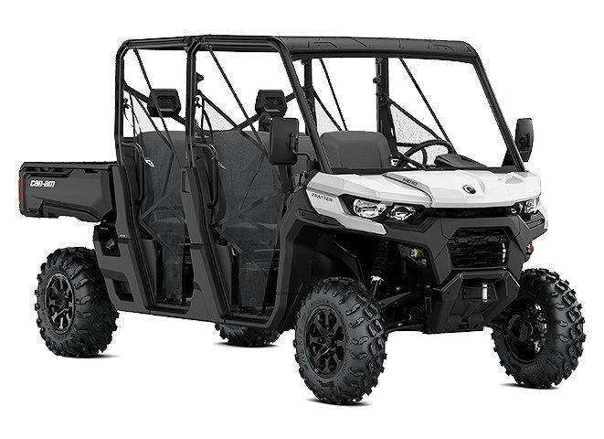 Can-Am Can-Am Traxter MAX DPS HD10 (Traktor B) 2021  8LMH