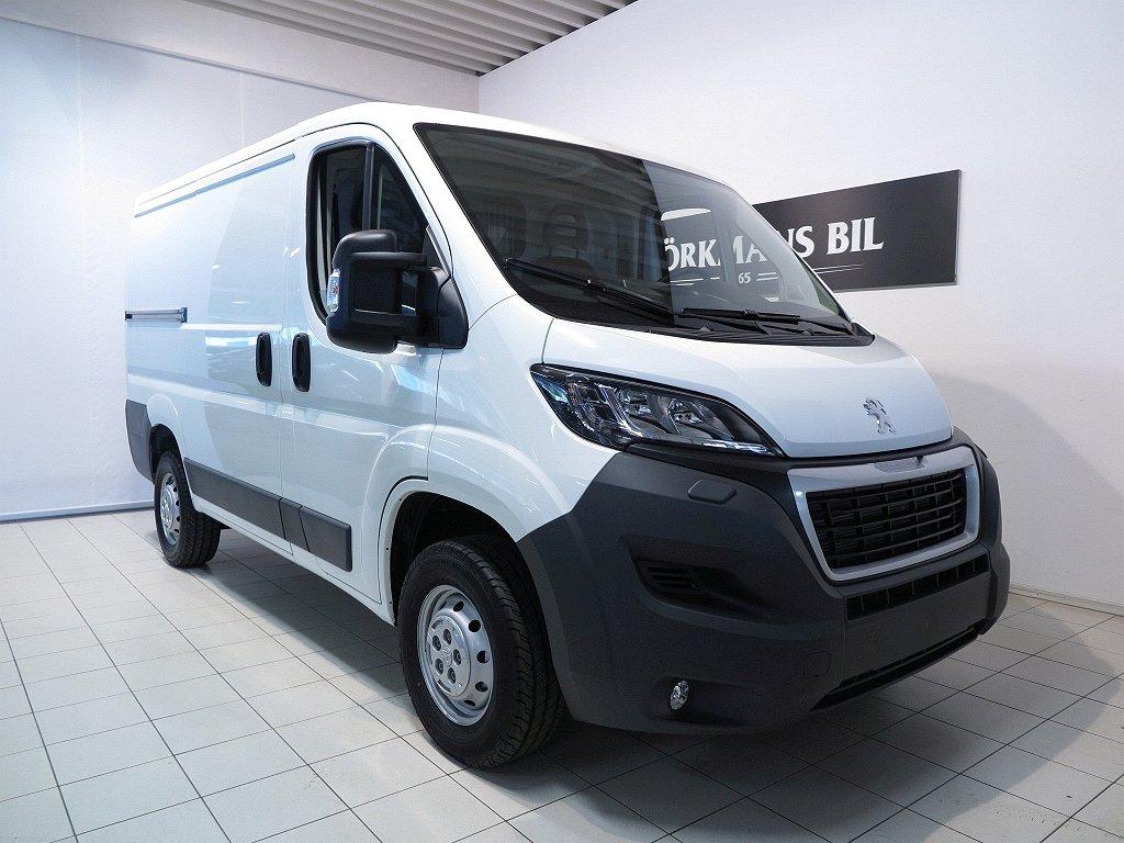 Peugeot Boxer PRO+ L2H2 11.5m3 335 BlueHDi 130 S&S N2