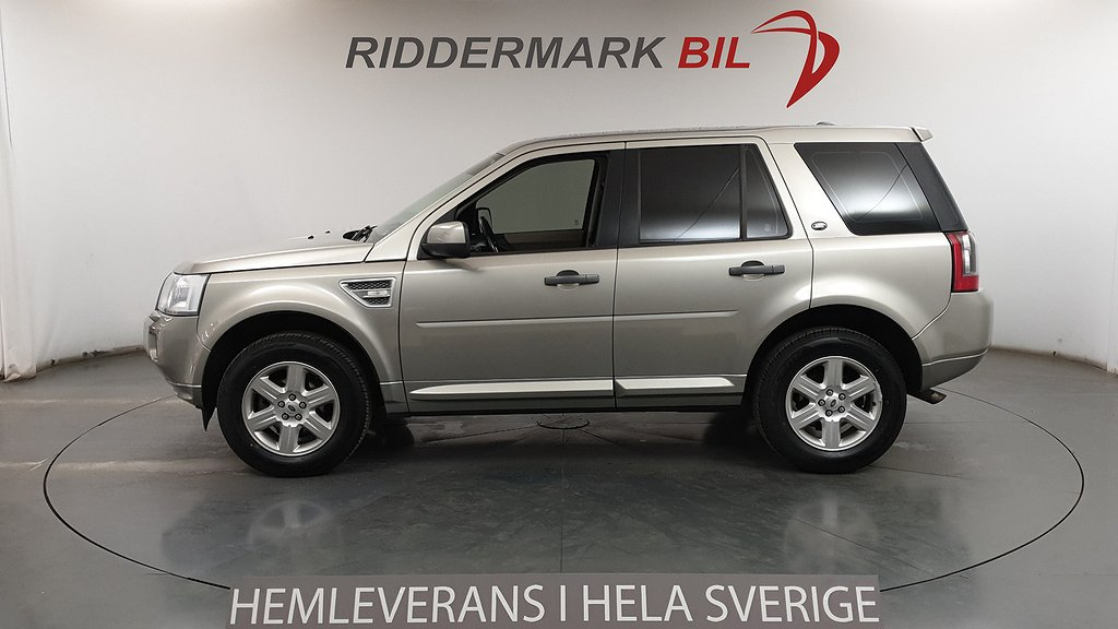 Land Rover Freelander 2 SD4 2.2L (190hk)
