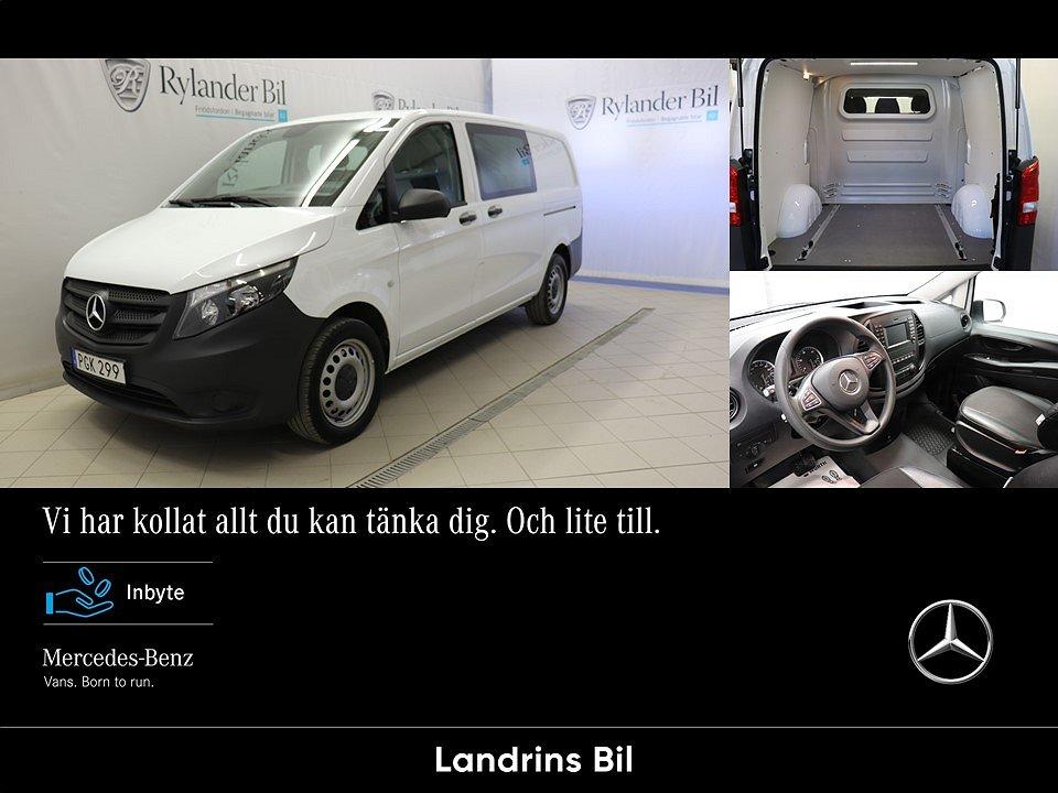 Mercedes-Benz Vito 114 CDI Mixto 4x4 Automat 5-Sits