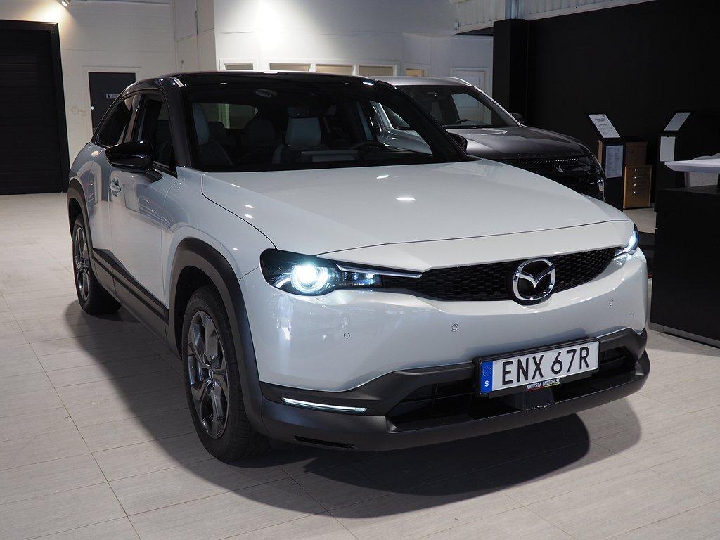 Mazda MX-30 Sky EL 35,5 kWh Kampanjränta 1.99% 2021