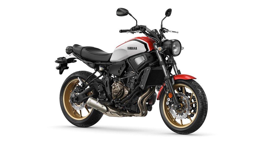 Yamaha XSR 700 Kampanj 2,95%