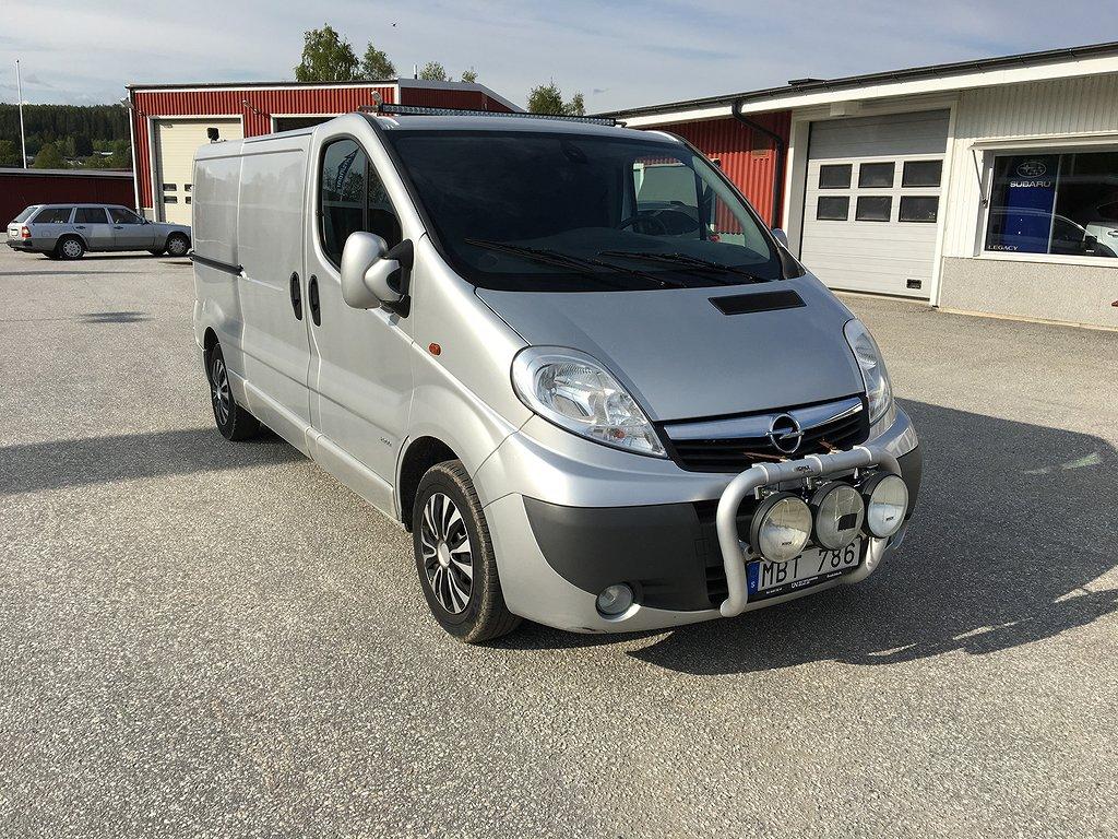 Opel Vivaro 2.0 CDTI Skåp L2H1 5.9m3 (114hk)