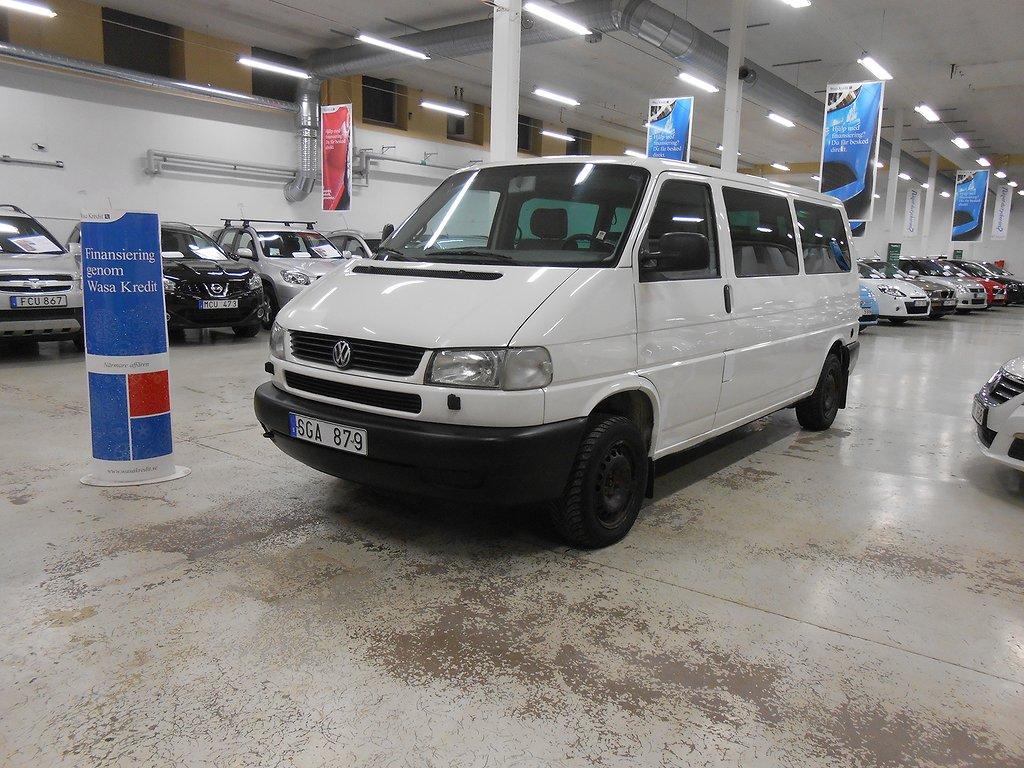 Volkswagen Caravelle 2.5 Auto 8 Sits Drag 115hk