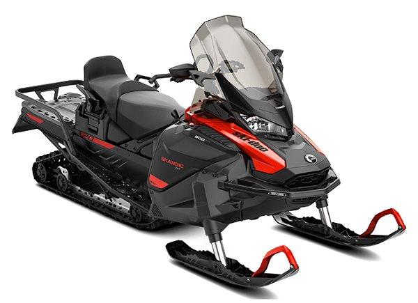 Ski-doo Skandic WT 900 Ace