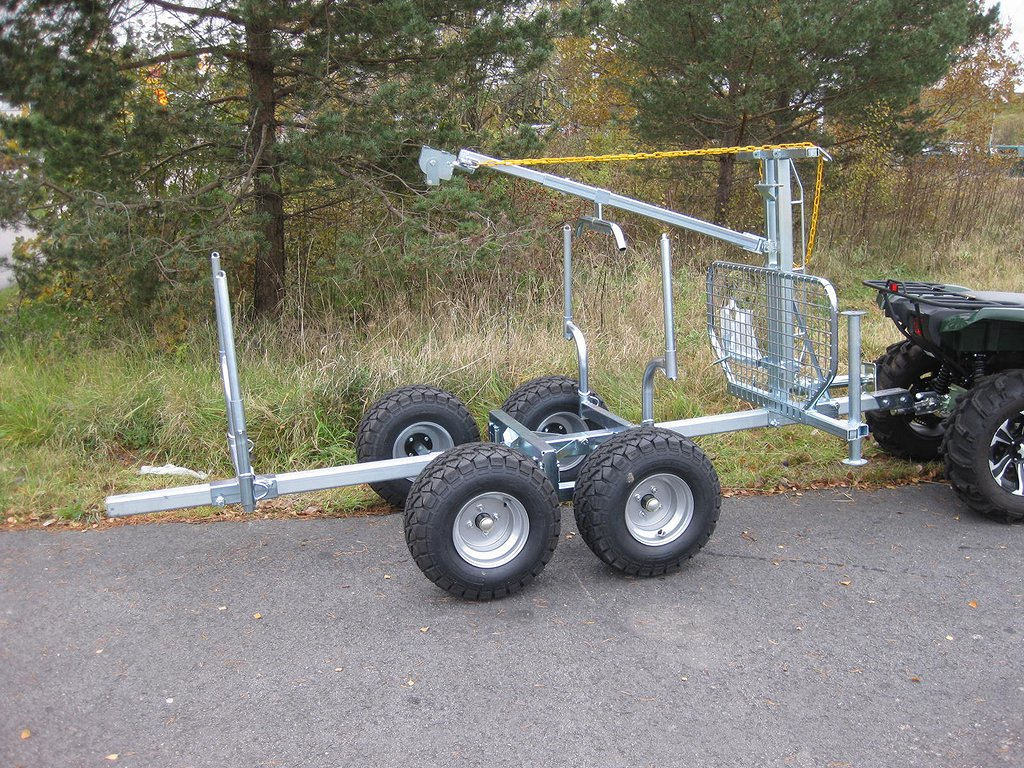Övrigt Timmervagn Proffs Komplett