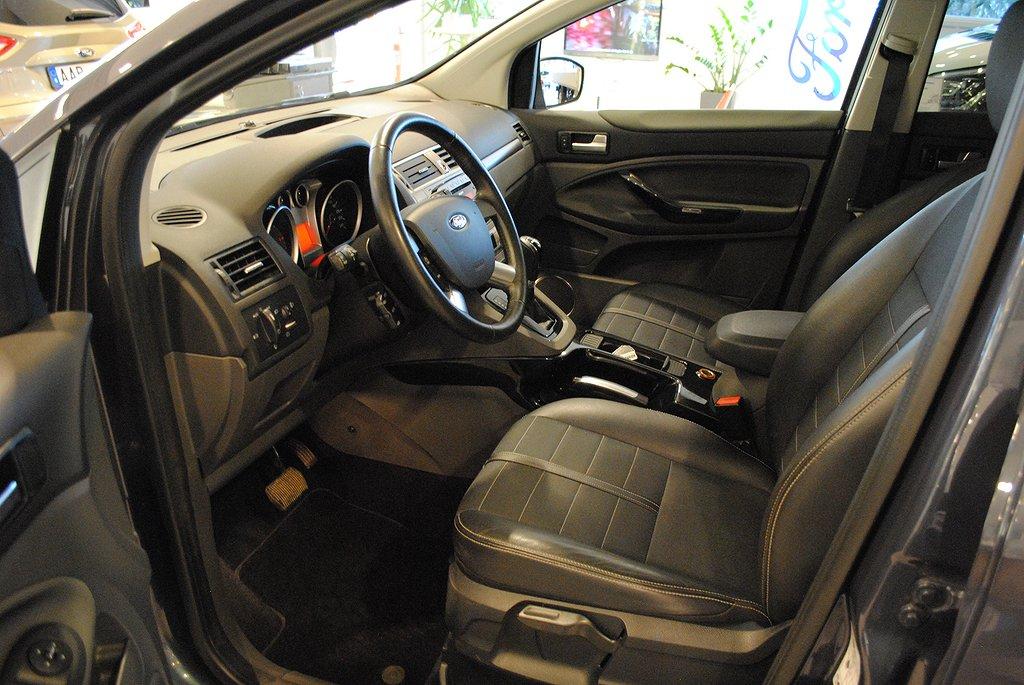 Ford Kuga 2.0 TDCi 4x4 Titanium S 163hk PowerShift