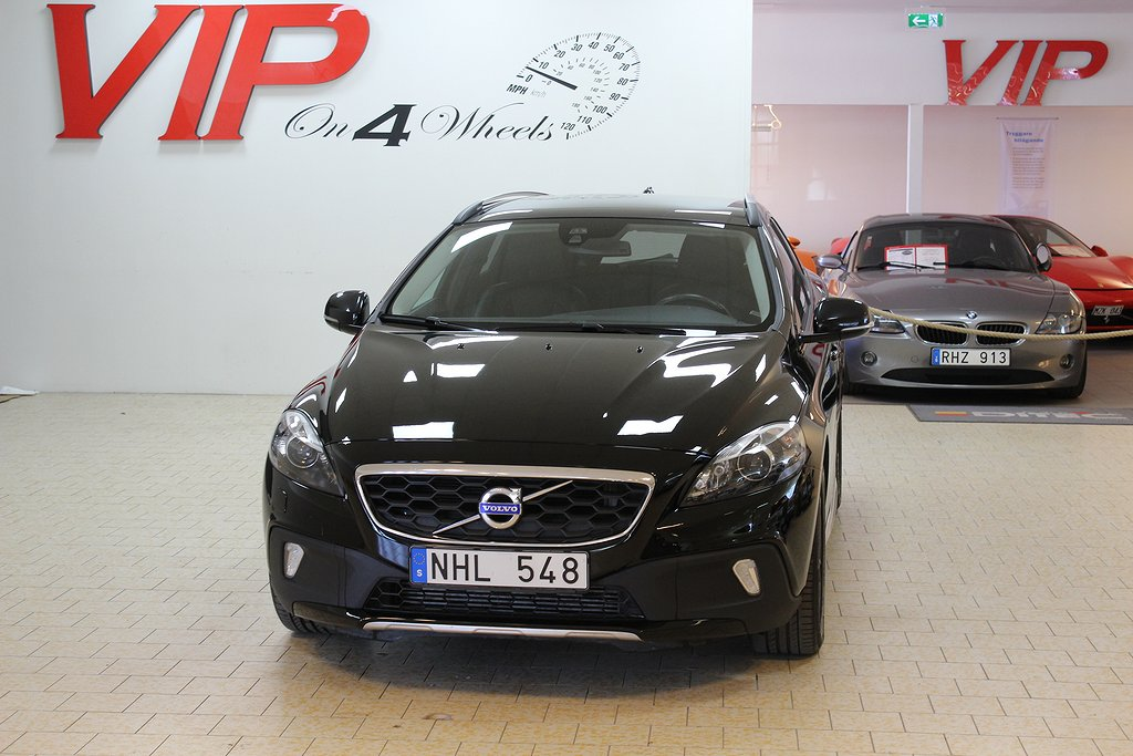 Volvo V40 Cross Country D3 (150hk) Summum Glastak Aut