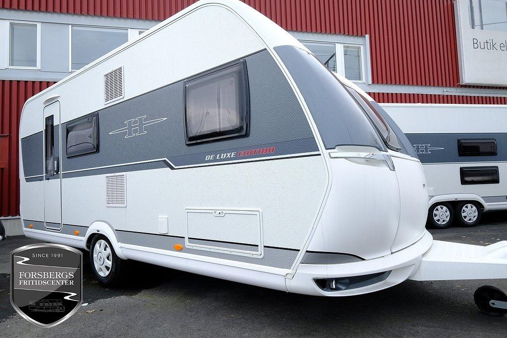 Hobby 490 KMF De Luxe Edition