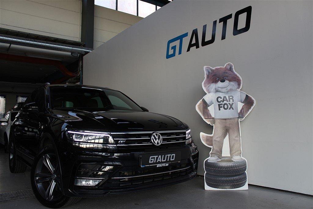 Volkswagen Tiguan GT 2.0 TDI R-Line 4Motion 190HK