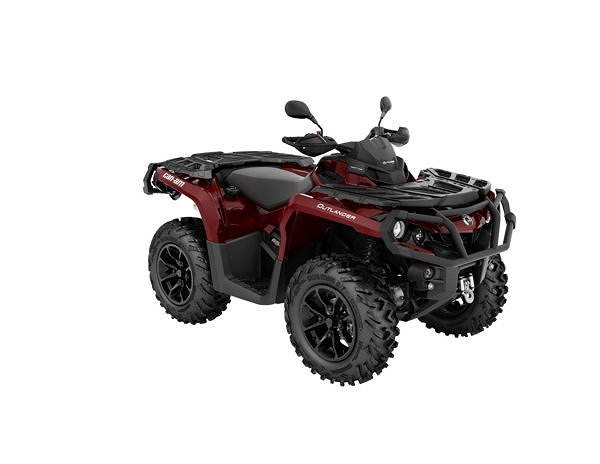 Can-Am Outlander 650 XT T3b ABS Ny kampanj