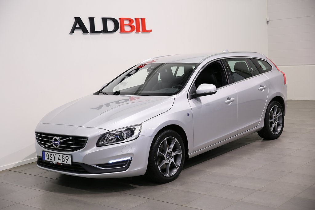 Volvo V60 D3 150hk Ocean Race BE