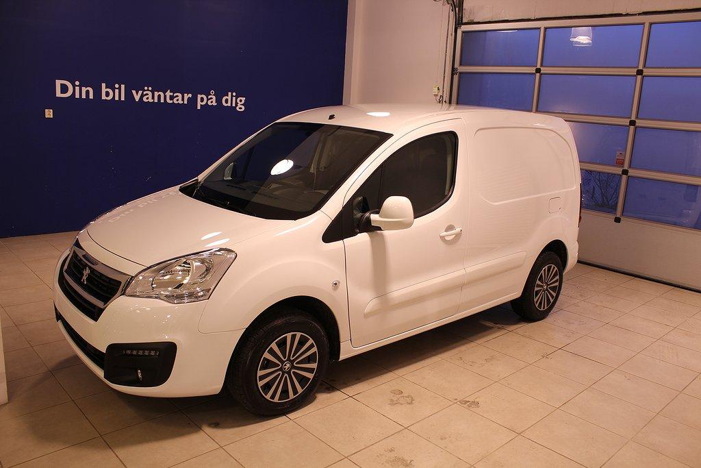 Peugeot Partner PRO+ BLUEHDI 100 3,3m3