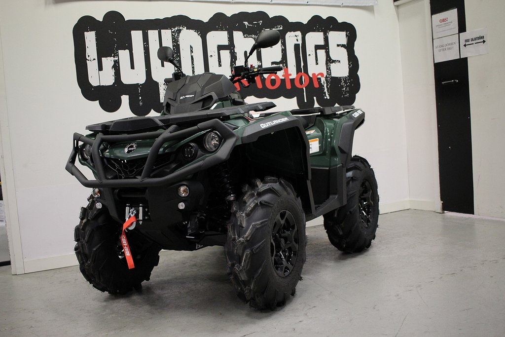 Can-Am Outlander 570 XU+ 2021