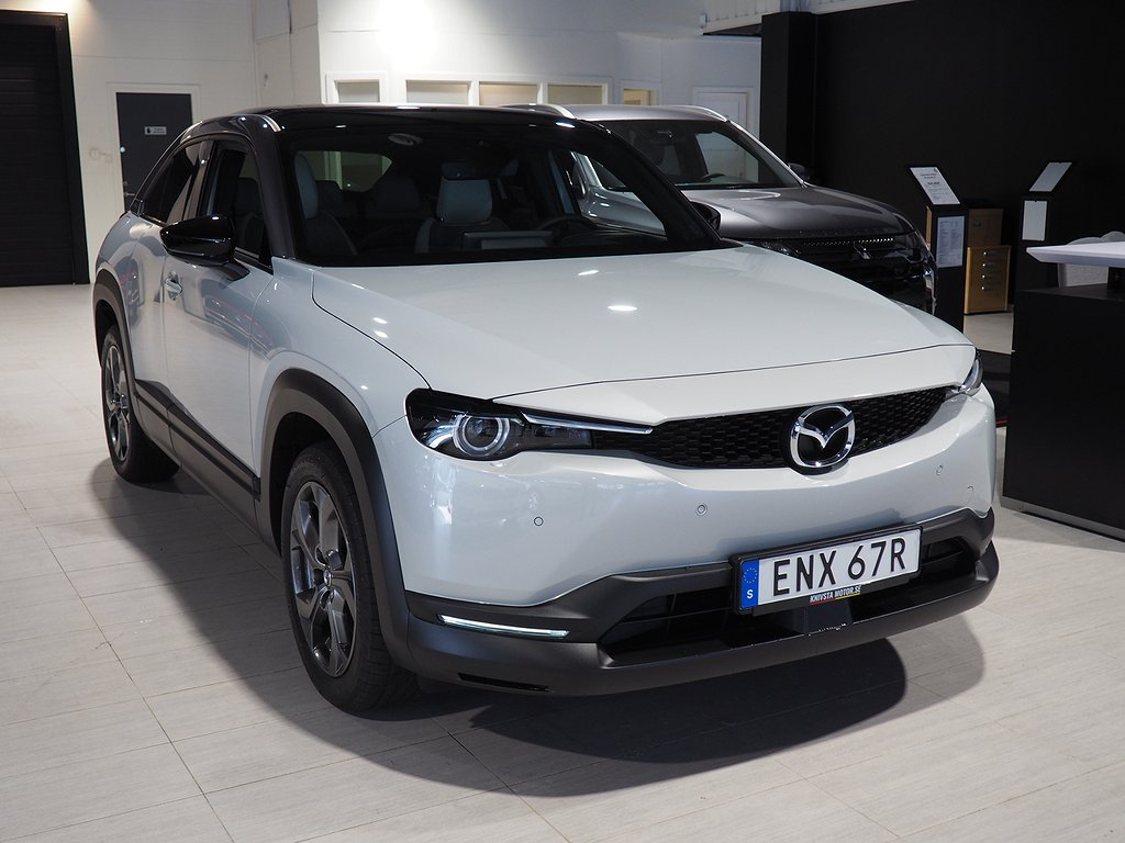 Mazda MX-30 First Edition  Kampanjränta 1.99% 2020