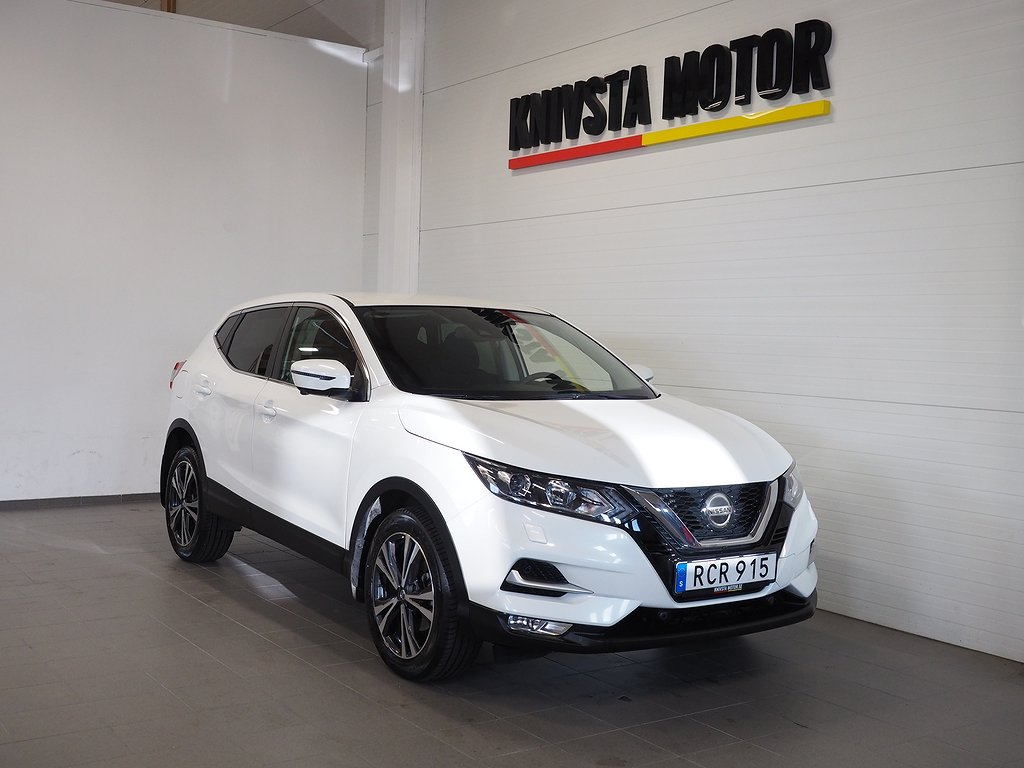 Nissan Qashqai N-Connecta PRIVATLEASING 2450:- 2020
