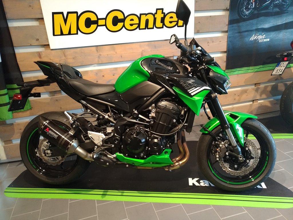 Kawasaki Z 900 Performance
