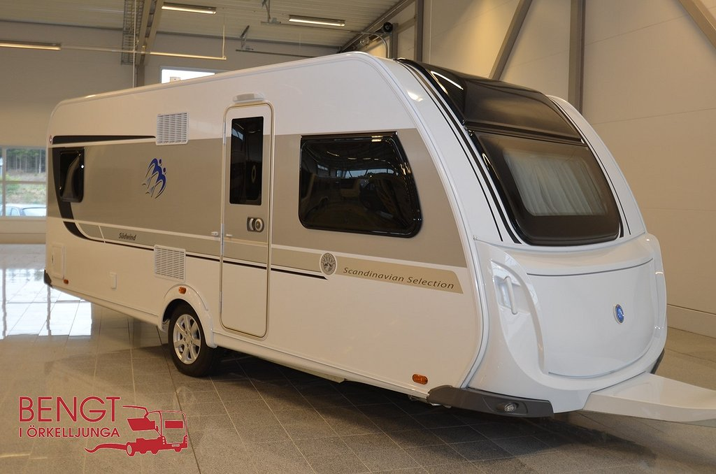 Knaus Sudwind 580 UF Scandinavian Selection