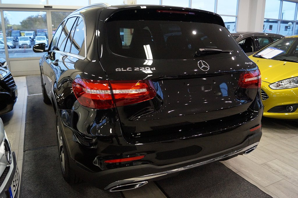 Mercedes-Benz GLC 220 d 4MATIC / Apple carplay / AMG Sky