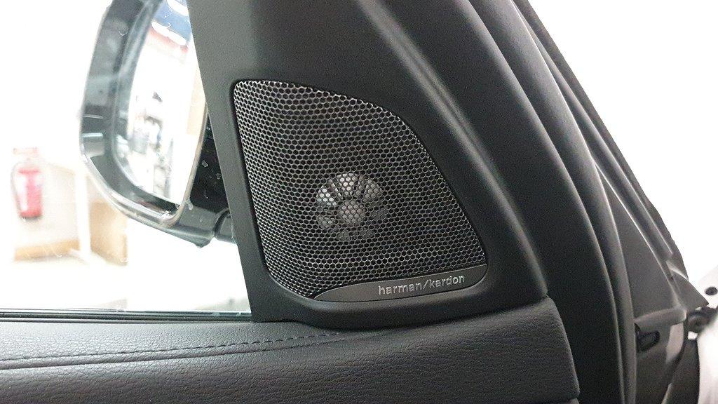BMW X6 M50d, F16 (381hk)