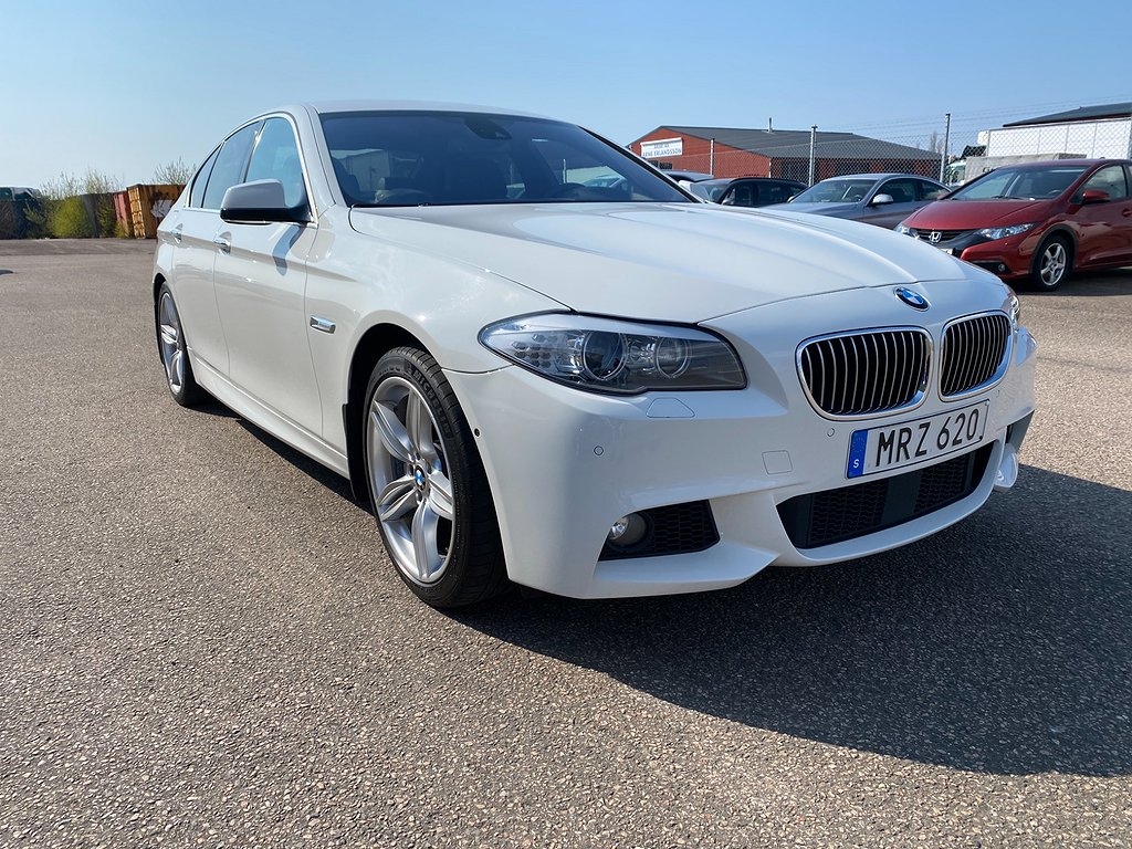 BMW 535 d xDrive Sedan Steptronic M Sport 313hk