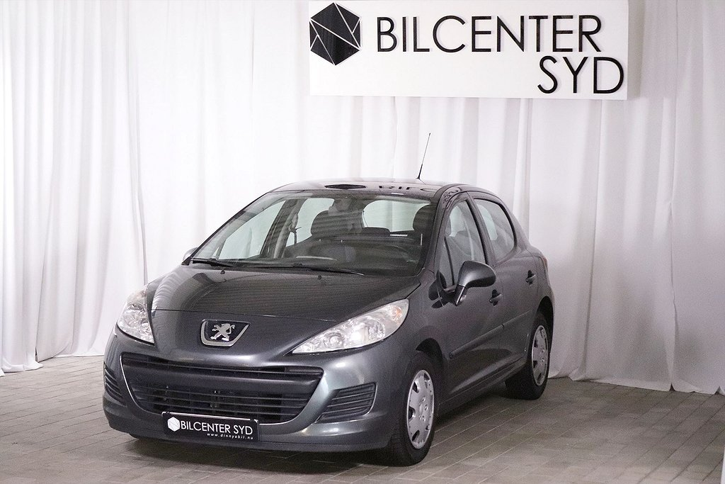 Peugeot 207 1.4 VTi Edition 5d