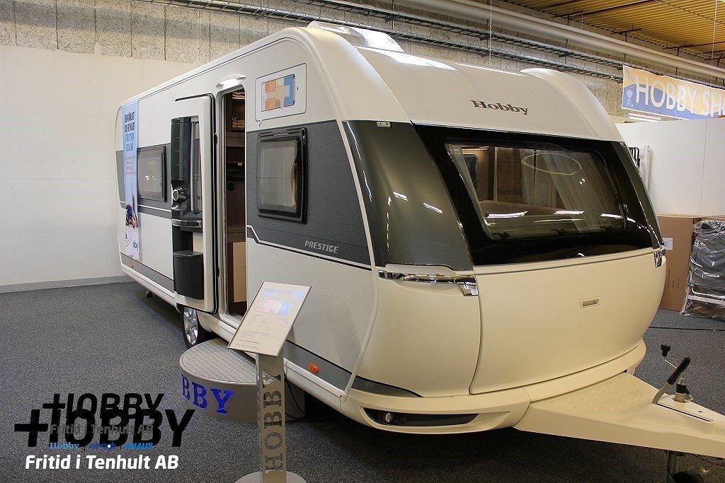 Hobby 560 WLU Prestige Spiskombo Thetford