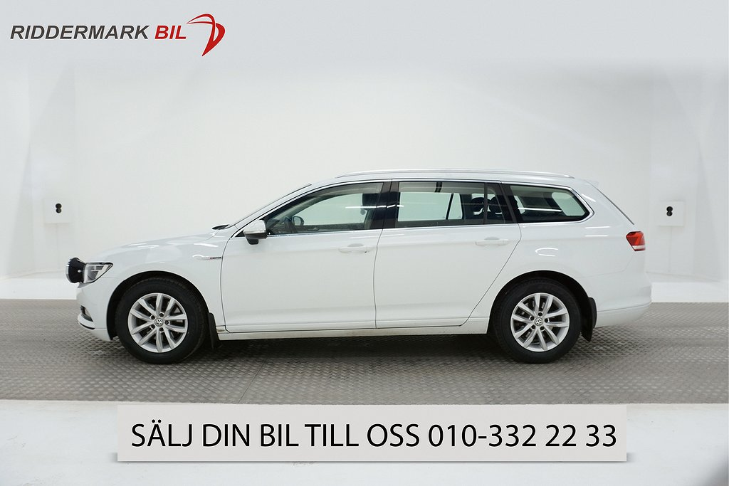 VW Passat 1.4 TSI Sportscombi 4MOTION (150hk)