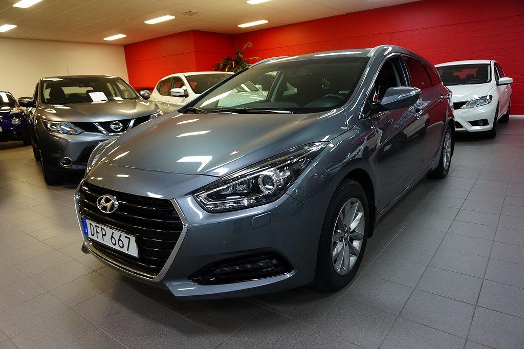 Hyundai i40 cw 1.7 CRDi 141hk