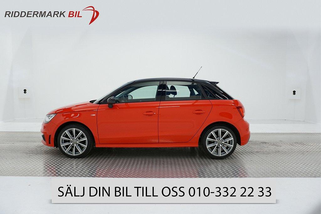 Audi A1 1.2 TFSI Sportback (86hk)
