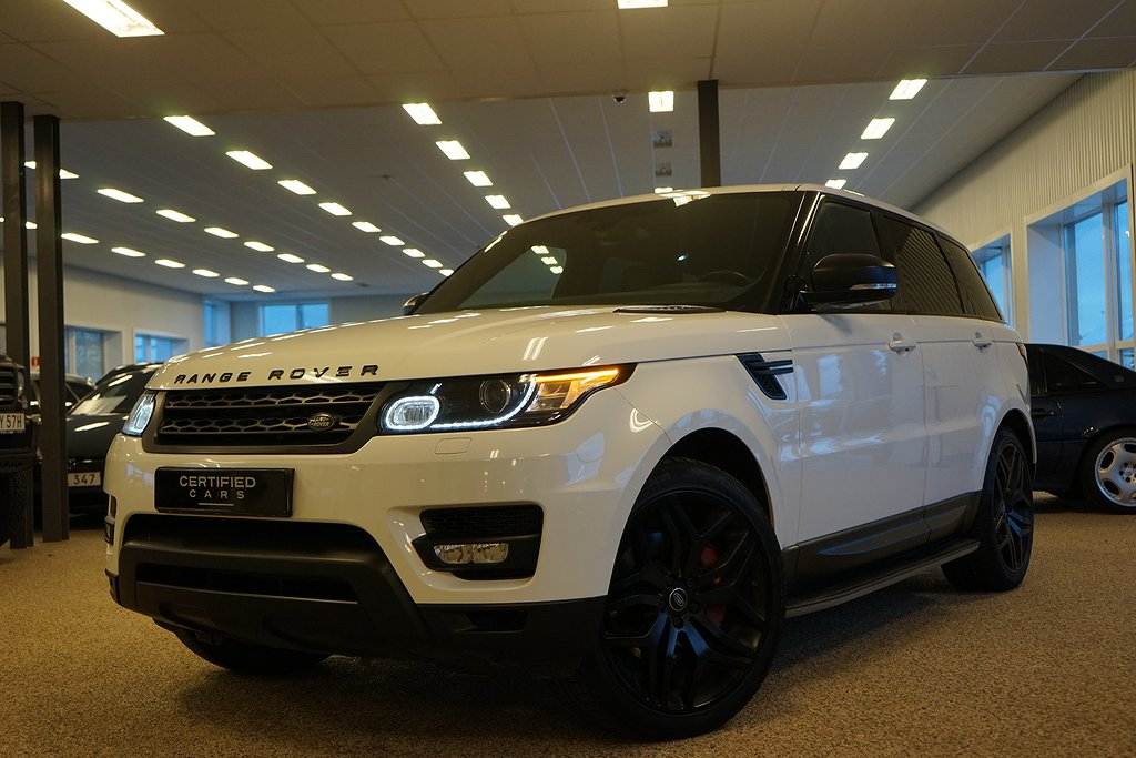 Land Rover Range Rover Sport 3.0 SDV6 4WD Automat 292hk