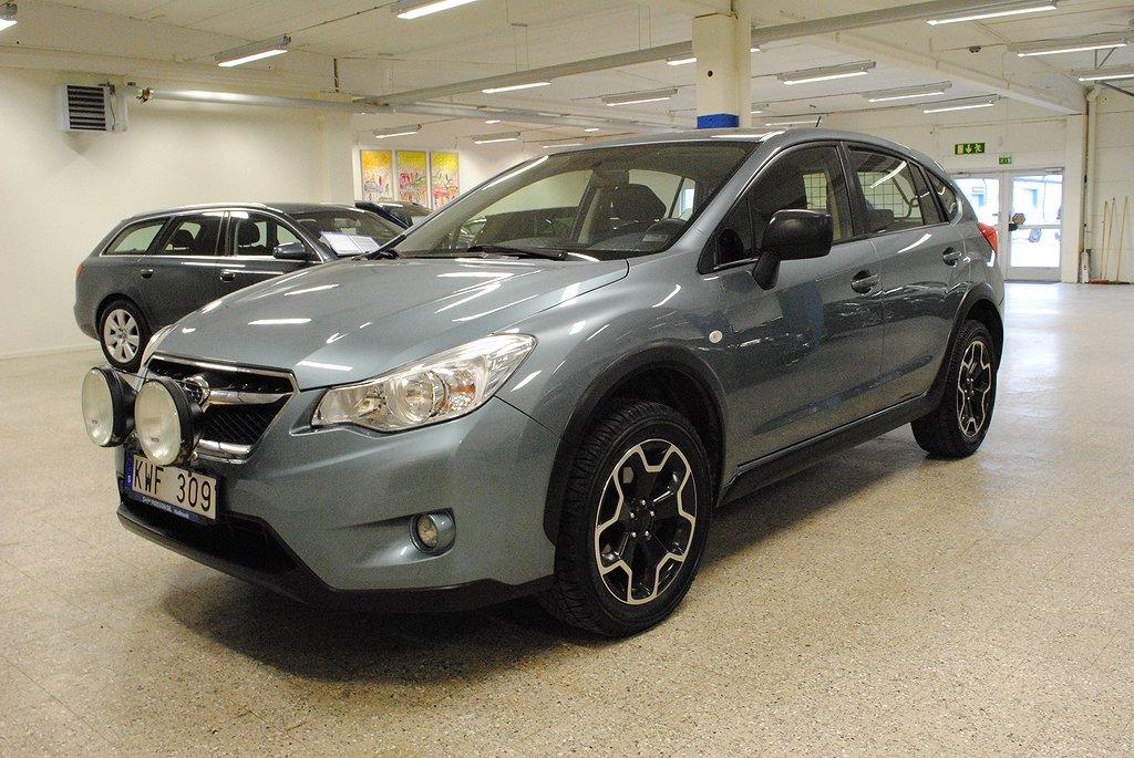Subaru XV 2.0 4WD Aut. CVT 150hk Drag. Mv