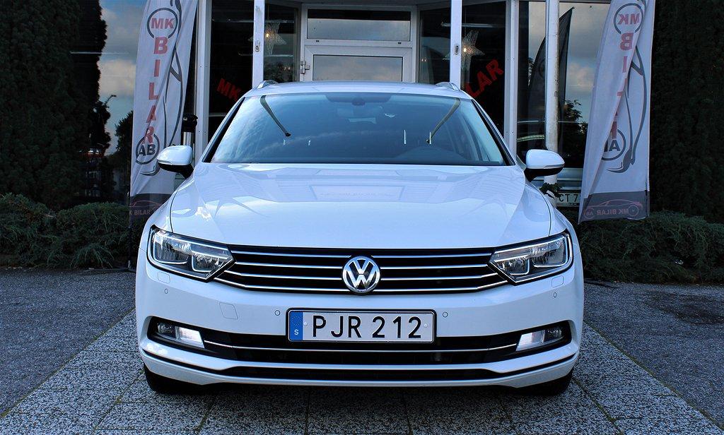 Volkswagen Passat Sportscombi 2.0 TDI BlueMotion Euro 6 150hk
