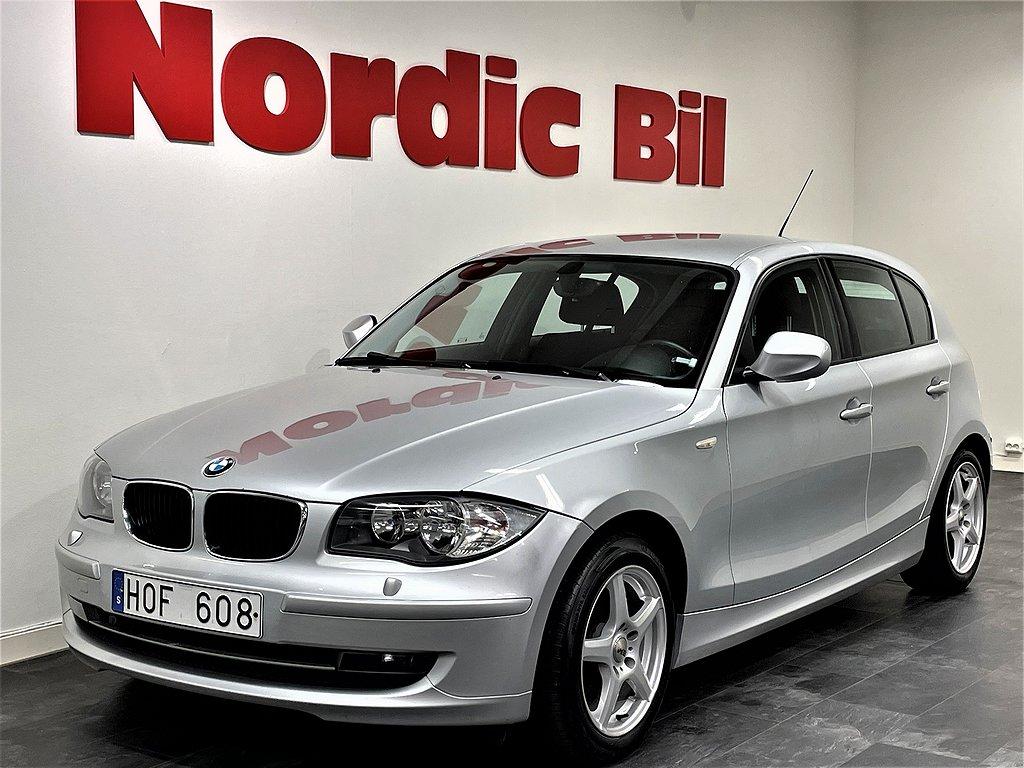 BMW 116 d 5-dörrars Advantage 116hk