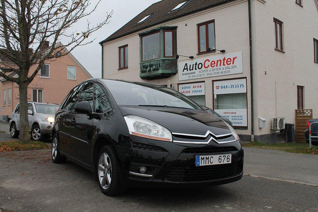 Citroën C4 Picasso 2.0 HDi 5-Sits 136hk