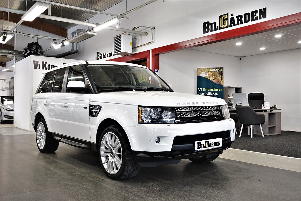 Land Rover Range Rover Sport 3.0 SDV6 4WD Automat HSE 256hk