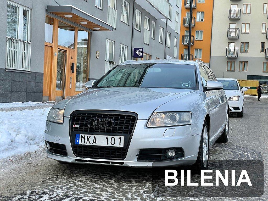 Audi A6 Avant 2.4 quattro Sport, Proline S-Line 177hk
