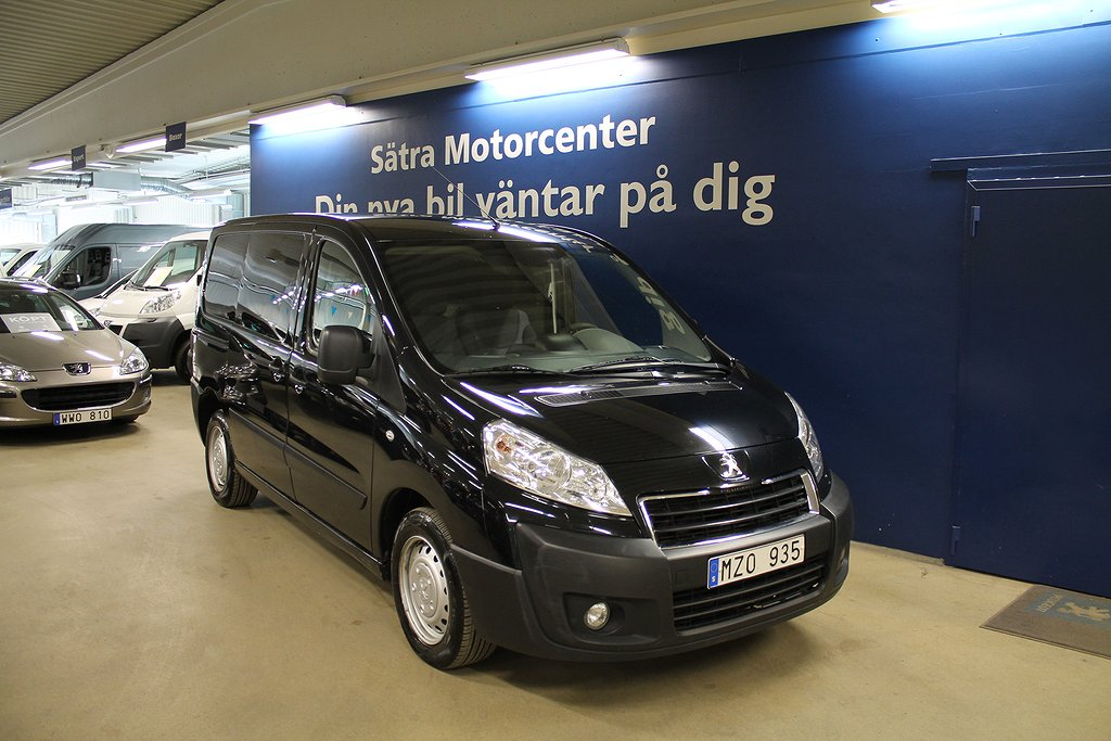 Peugeot Expert 2,0 HDI 163 AUT//Minst 20000:- för ditt inbyte