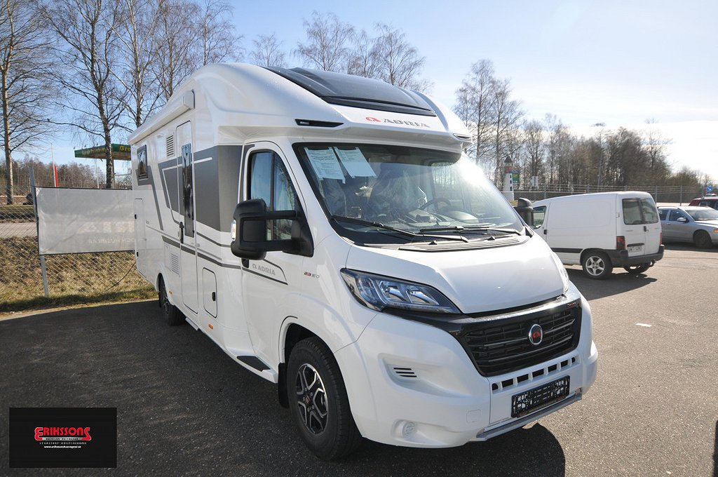 Adria Matrix Plus 670 SL 160HP