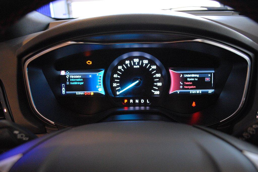 Ford Mondeo ST-Line 2.0 Hybrid 187hk kombi