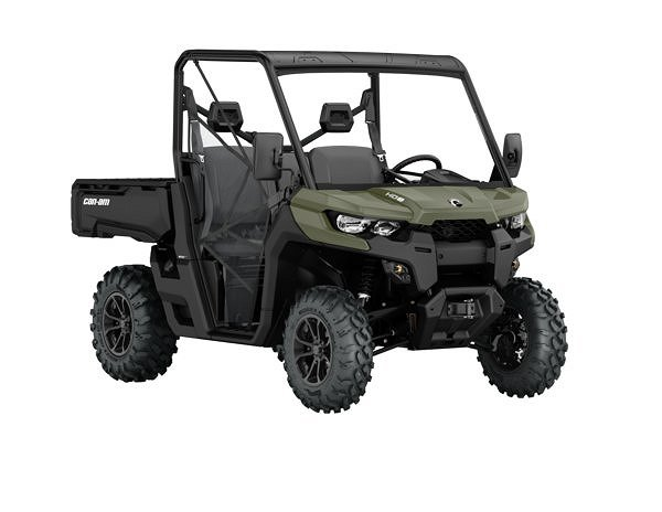 "Can-Am Traxter Convenience 800 R T1  "" DEMO """