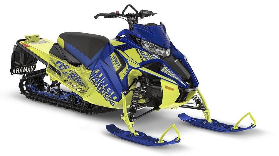 Yamaha Sidewinder B-TX 153 LE
