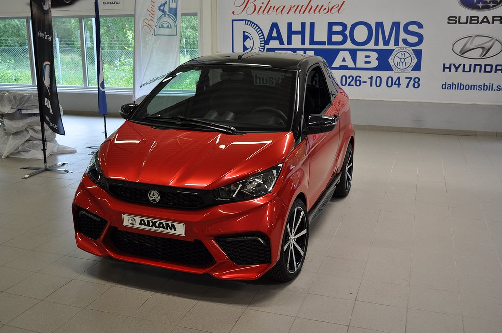 Aixam Coupe GTi Emotion
