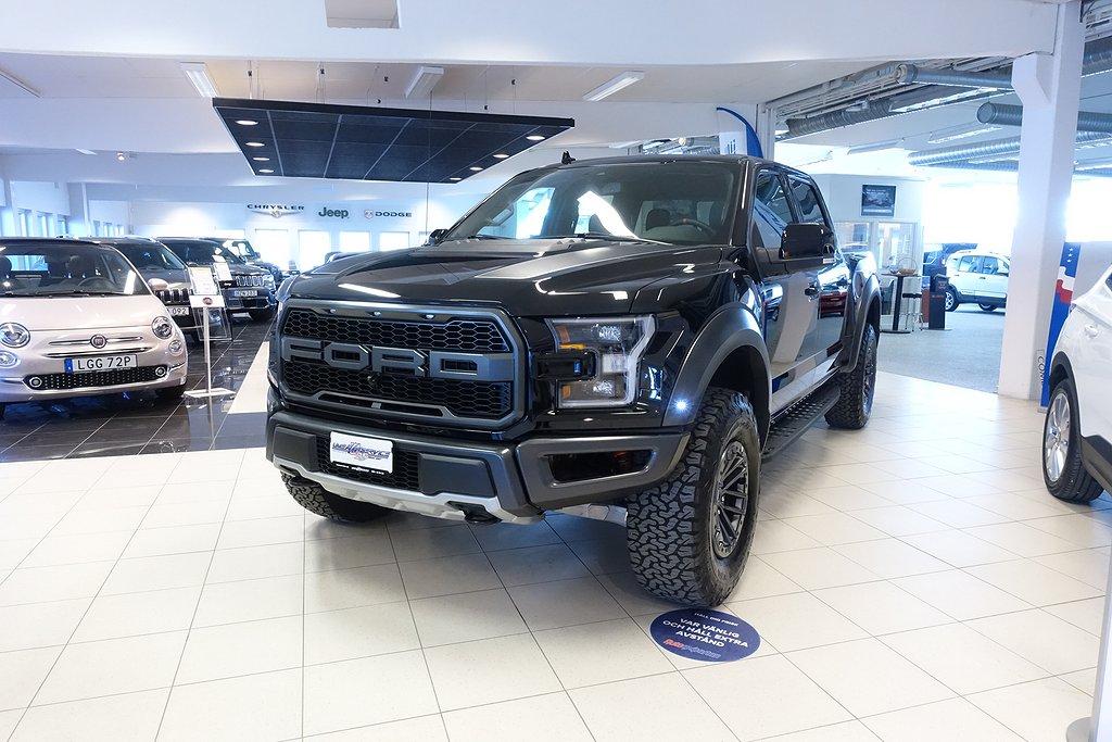 Ford F150 Raptor Super CrewCab -OMG Lev