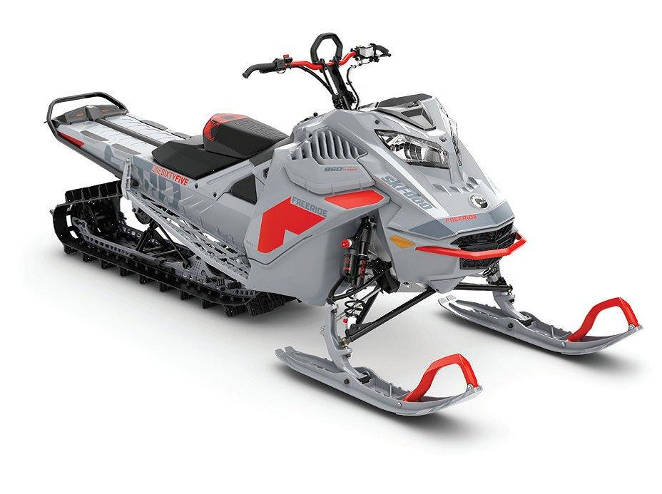 Ski-doo FREERIDE 165 850 E-TEC 2021