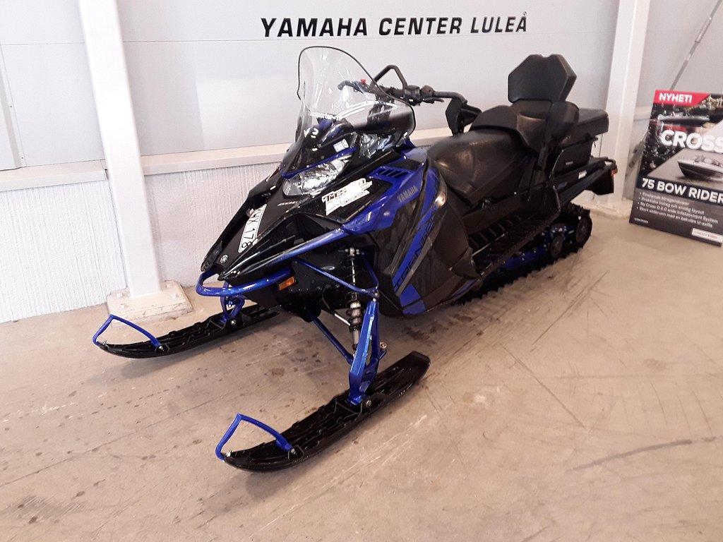 Yamaha Transporter MP 600