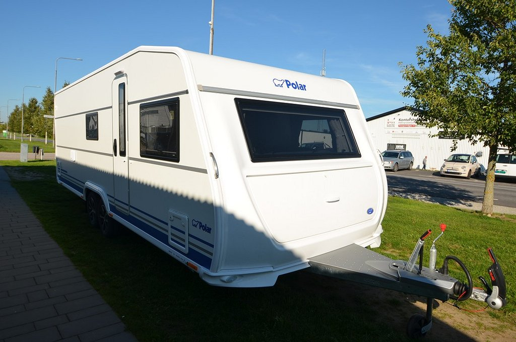 Polar 680 CTX BK Edition