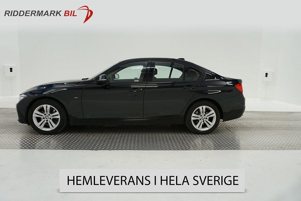 BMW 320d xDrive Sedan, F30 (184hk)
