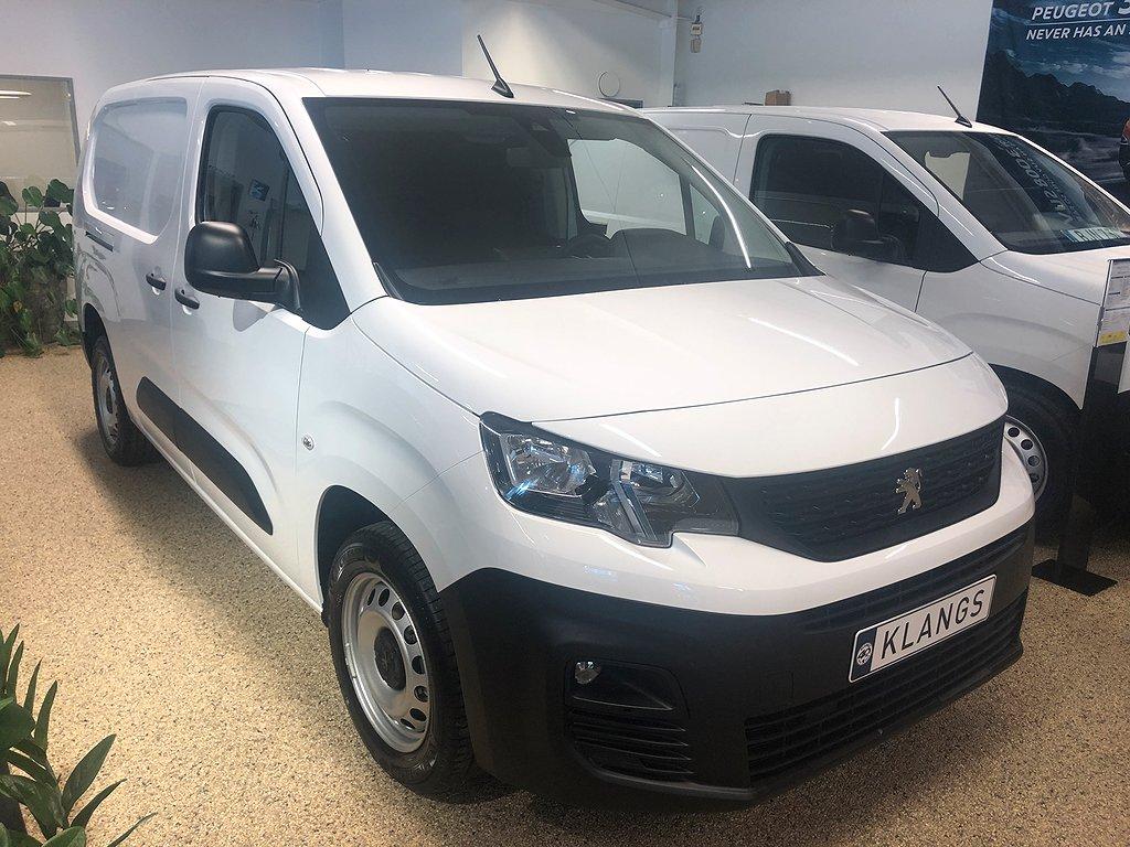 Peugeot Partner L2 inbusiness 130hk AUT 8