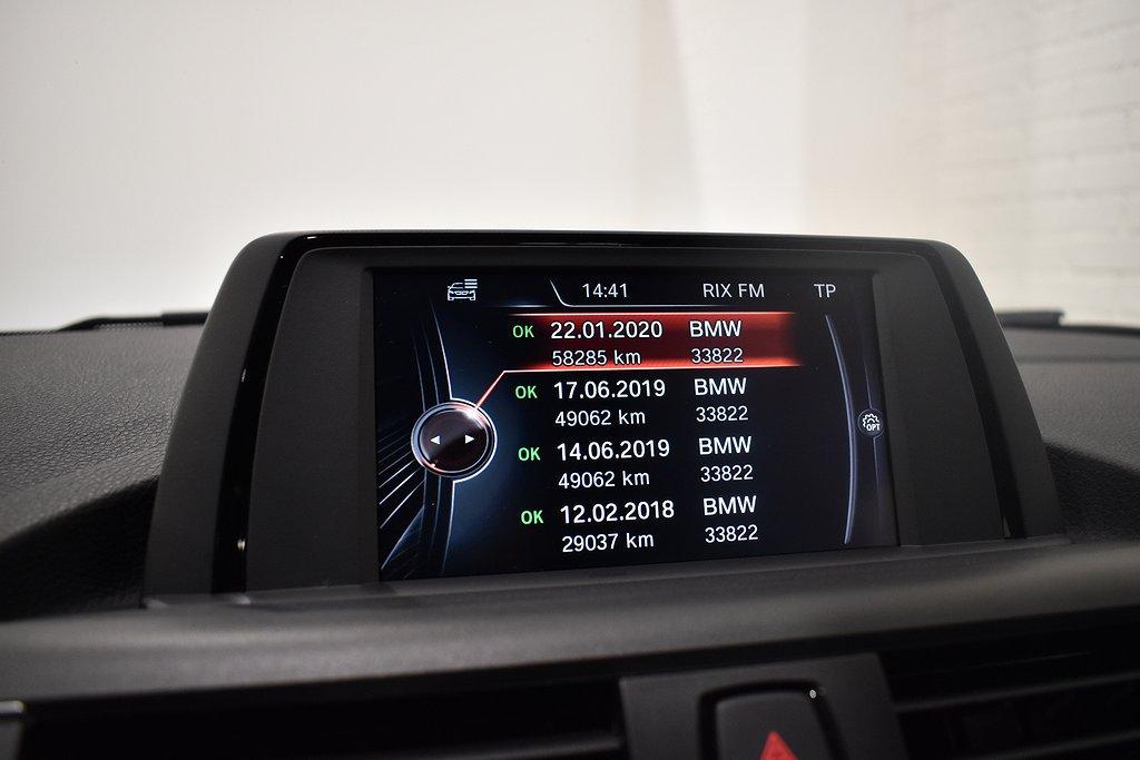 BMW 120d xDrive 5dr, F20 (190hk)